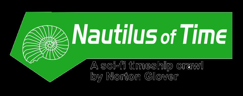 Nautilus of Time Logo