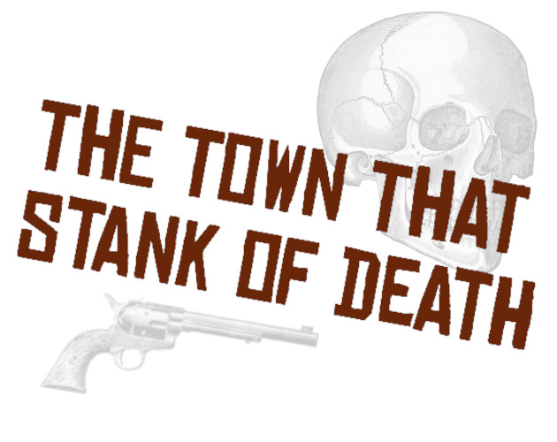 The Town that Stank of Death (logo)